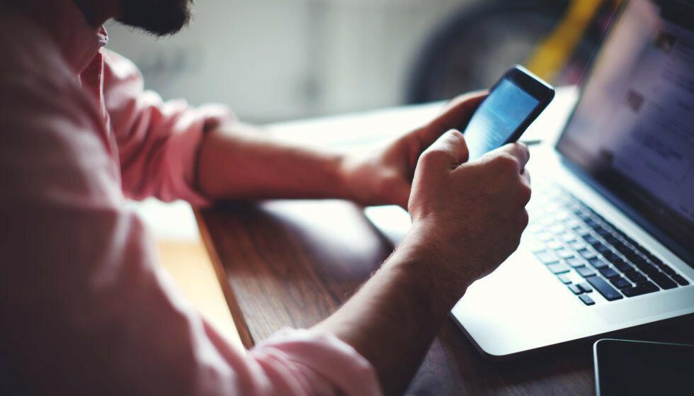 SKADEVARE: Sikkerhetsselskapet Check Point advarer mot en skadevare som kan få tilgang til nesten alt på mobilen din. Foto: NTB/Shutterstock