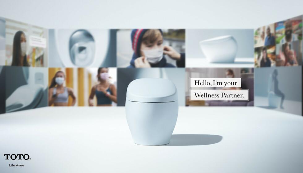 SMART-DO: Den kan forhåpentligvis ikke snakke, men Toto Wellness Toilet kan fortelle deg et og annet om det du gjør når du sitter på den. Foto: Toto