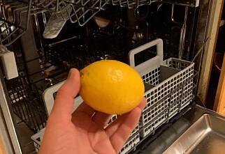 Putt denne i oppvaskmaskinen