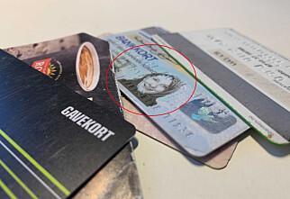 Hva skjer med bankkort med bilde?