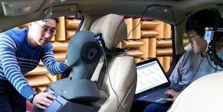Den neste bilen din får ører