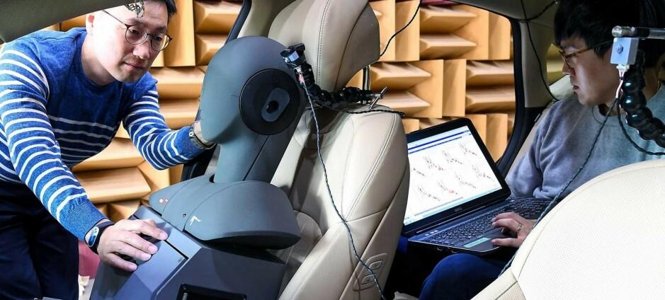 Nå blir bilene smartere