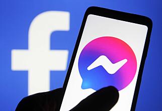 Oppdater Facebook Messenger nå