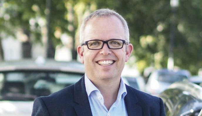 HØY ETTERSPØRSEL: Vi ser en prisøkning, kortere salgstid og stor etterspørsel etter diesel, sier Eirik Håstein, produktdirektør for Finn Motor.