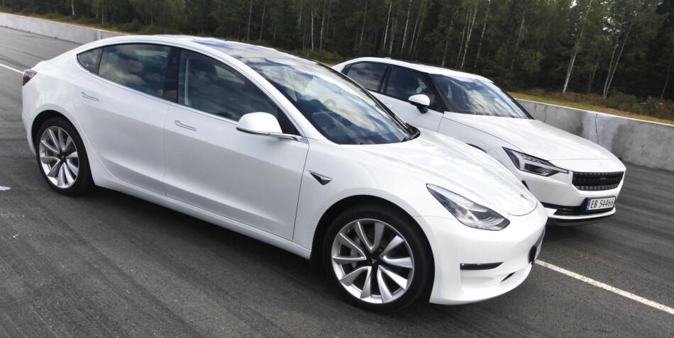 MØTTE VEGGEN: Én av fire biler forsvant fra det europeiske bilsalget i 2020. Elbillandet Norge var eneste unntak av samtlige land på kontinentet. Foto: Øystein B. Fossum