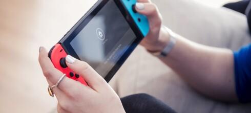 Nintendo Switch kan få 4K og større OLED-skjerm