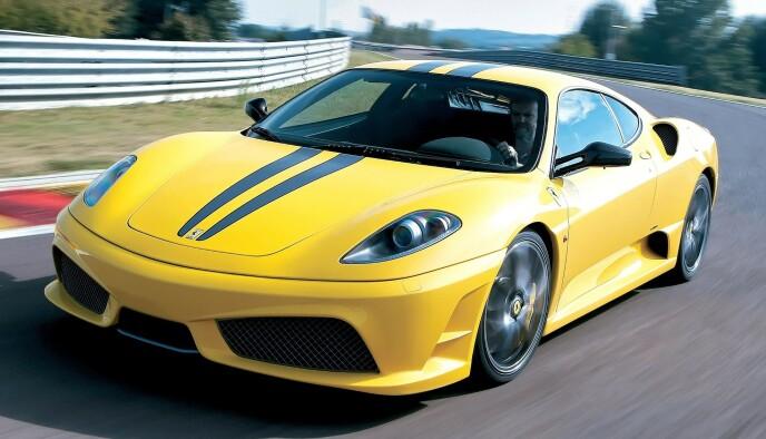 Ferrari 430 Scuderia. Foto: Ferrari