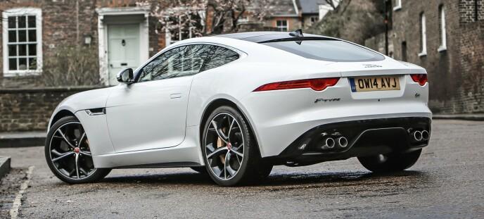 Jaguar F-Type SVR. Foto: Jaguar