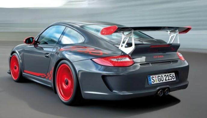 Porsche 911 997 GT3 RS. Foto: Porsche