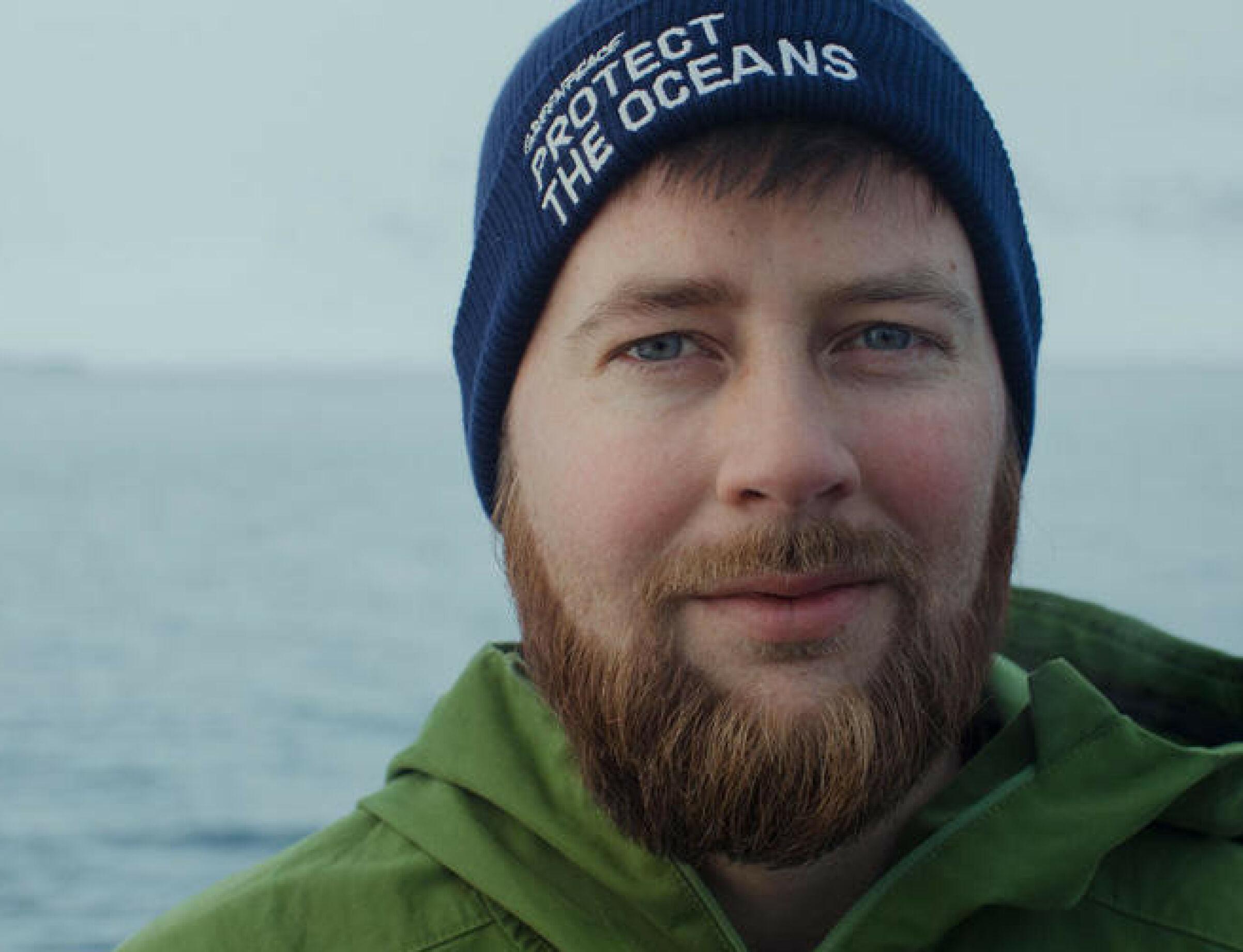 – TA ANSVAR: Politisk rådgiver Halvard Raavand i Greenpeace Norge mener flere må ta ansvar for at sirkulærøkonomien skal fungere.