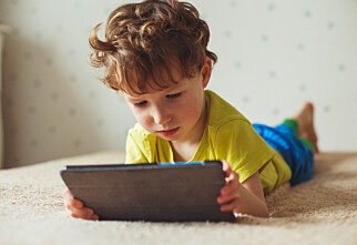 Tips for å begrense barnets skjermbruk