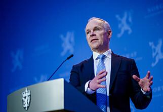 Finansdepartementet vurderer åpning for mer leie-til-eie
