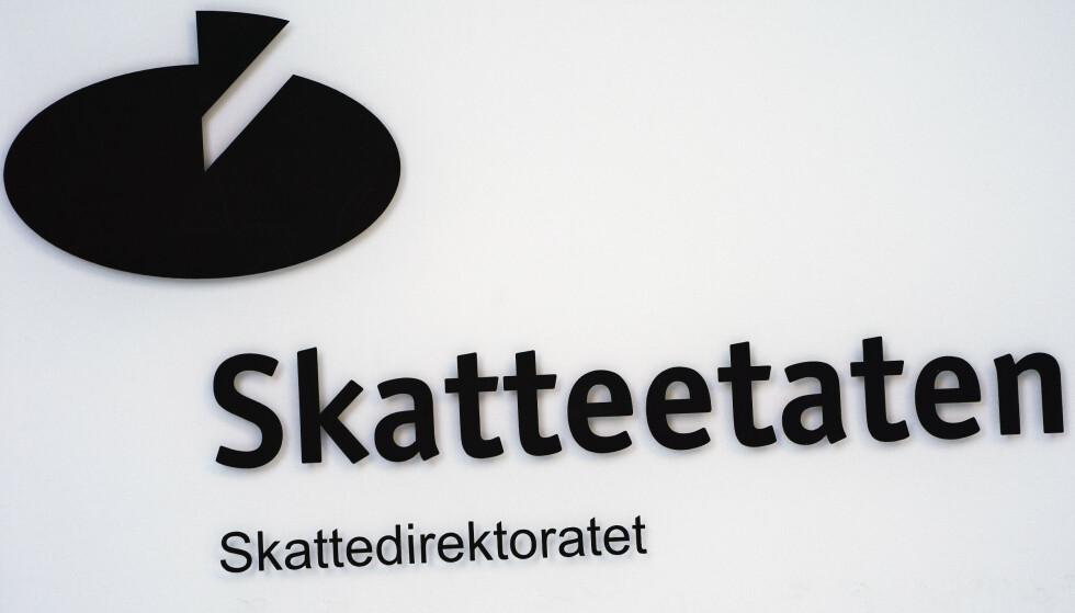 ØKNING: Fra 2019 til 2020 økte antall tips til Skatteetaten med hele 85 prosent. Foto: Lise Åserud / NTB