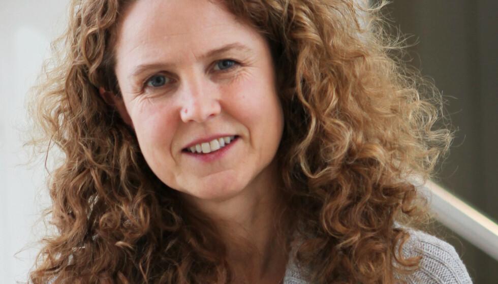 Britt Ann K. Høiskar er forskningsdirektør i avdeling for by og industri ved NILU - Norsk institutt for luftforskning. Foto: Ingunn Trones, NILU