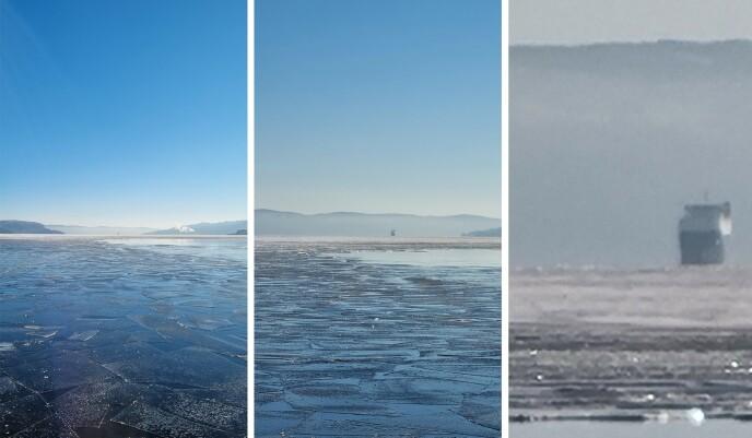GALAXY S21: Fra venstre: 1x zoom, 3x zoom og 30x zoom. Foto: Martin Kynningsrud Størbu