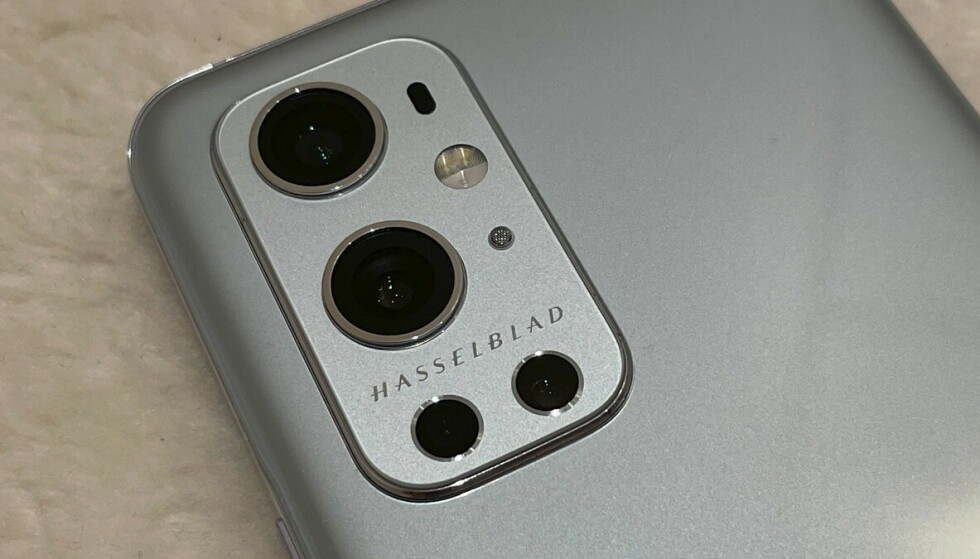 LOVER GODT: Dersom ryktebildene av OnePlus 9 Pro stemmer, kan dette mobilkameraet bli svært interessant. Foto: Dave2D/YouTube