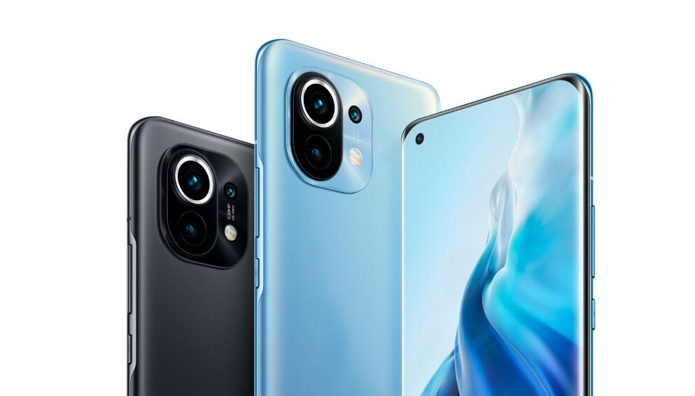 RIMELIG: Med en pris på rundt 7500 kroner er Xiaomis toppmodell langt hyggeligere priset enn mange av konkurrentene. Foto: Xiaomi
