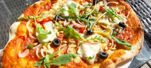 Slik får du perfekt pizza