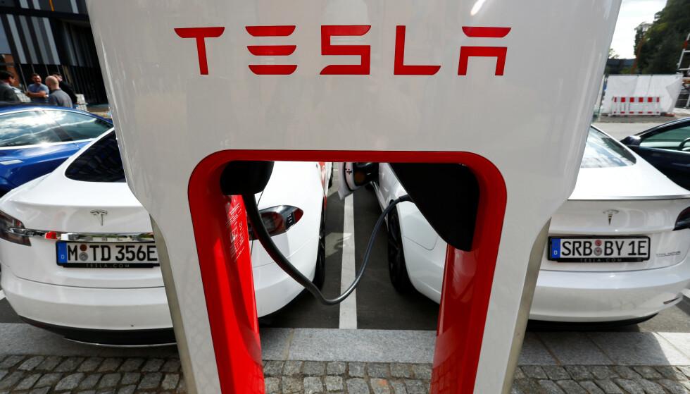 BILLIGERE TUNNELER MED ELBIL: Flere elbiler kan gjøre bygging av tunneler billigere. Blant annet kan 300 millioner kroner kuttes i utbyggingen av ventilasjonsanlegget i Rogfast-tunnelen, ifølge Samferdselsdepartementet.