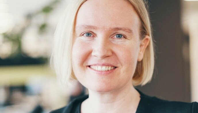 Unni Berge er kommunikasjonsleder i Norsk elbilforening. Foto: Norsk elbilforening