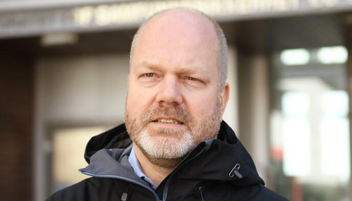 Johan Marius Ly er avdelingsdirektør for forebygging og sikkerhet i DSB. Foto: Anita Andersen (DSB)