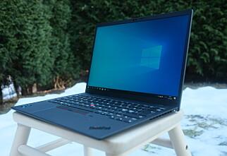 TEST: Drømme-laptopen for kontoret