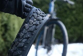 TEST: Supre «piggdekk» til sykkel