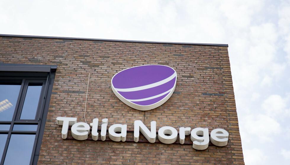 PROBLEMER: Om du ikke får logget på Telias nettlagringstjeneste, Telia Sky, er du ikke alene. Foto: Fredrik Hagen / NTB