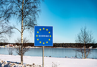 Slik er grensesmitten i Sverige nå