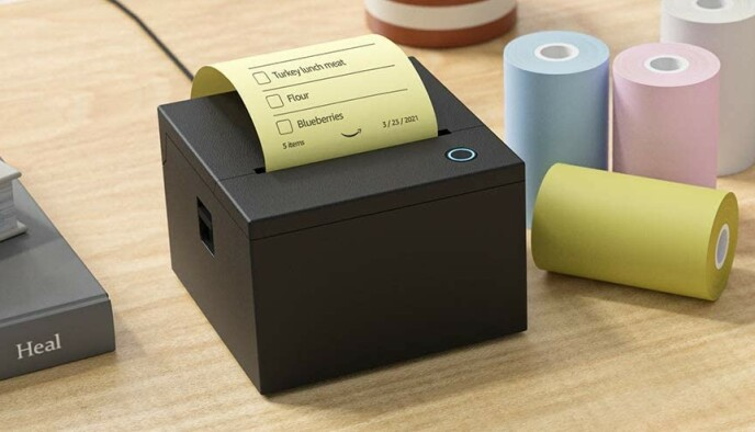 Smart sticky note printer. Foto: Amazon