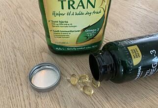 Hjelper D-vitamin mot corona?