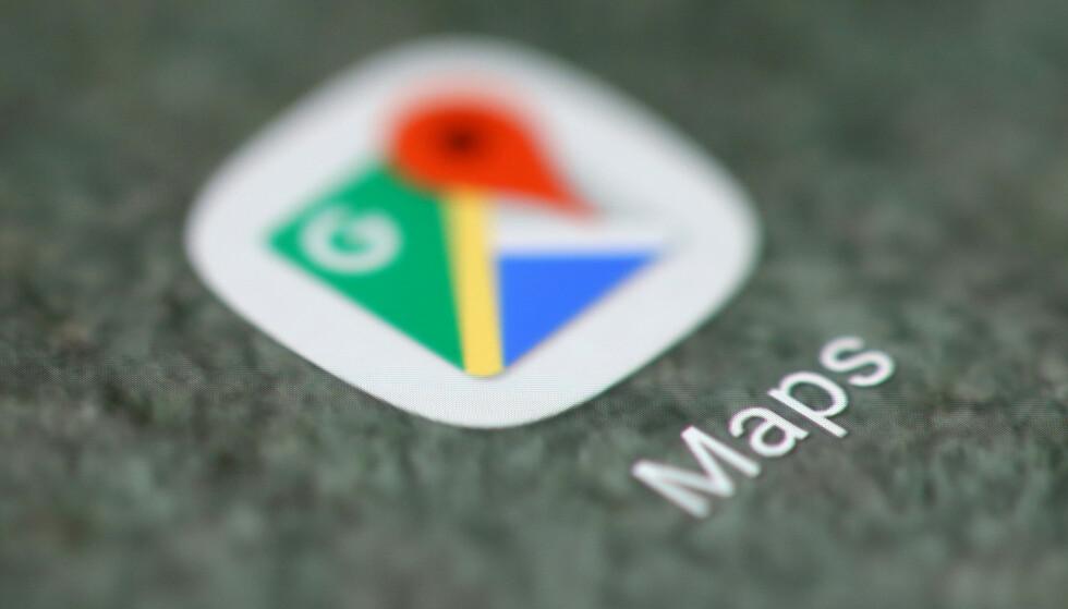 FUNKSJONSRIK: Det skorter ikke på funksjoner i Google Maps - nå kommer to nye. Foto: Dado Ruvic / Reuters / NTB Scanpix