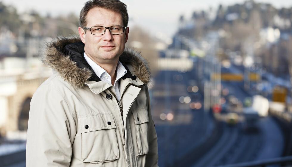 Sigmund Clementz er kommynikasjonssjef i IF.