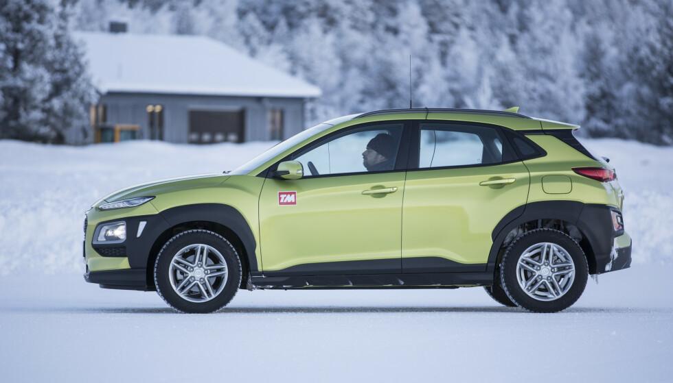 """VET IKKE MER: """"Vi har ennå ikke fått informasjon om dette fra fabrikken eller vårt europeiske hovedkontor"""", kommenterer Hyundai Norge. Foto: Markus Pentikainen"""
