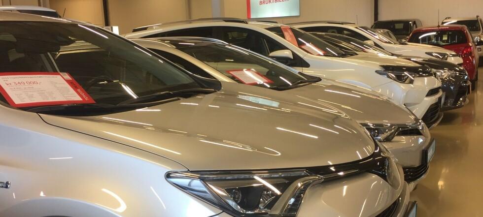 SUV: Bruktkuppene under 200 000,-
