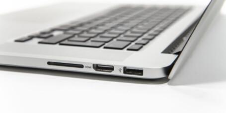 MacBook Pro med helt nytt design senere i år
