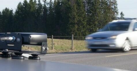 Avslører bilen din på sekundet