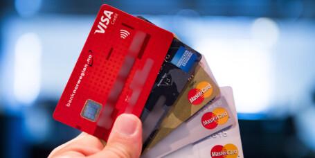 Forbruksgjelda falt 1,5 milliarder kroner