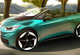 Klar for elektrisk VW ID.3 Cabriolet?