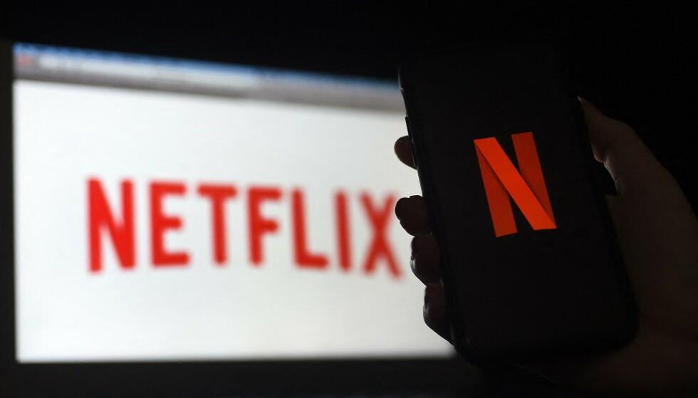 VENNEDELING: Netflix ønsker å stanse vennedeling av kontoer. Foto: Olivier DOULIERY / AFP / NTB