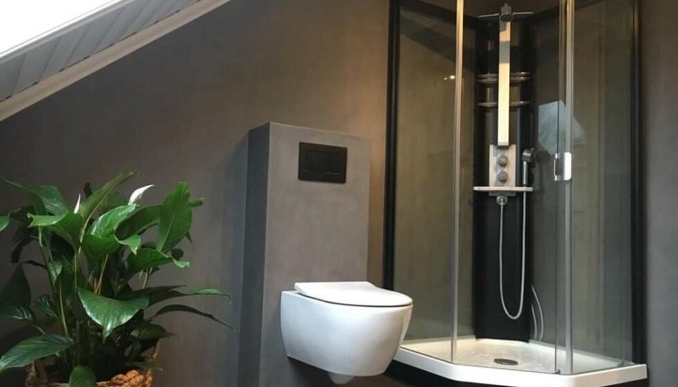 MIKROSEMENT: Vurderer du mikrosement på badet? Da bør du lese videre. Foto: Zenzorama