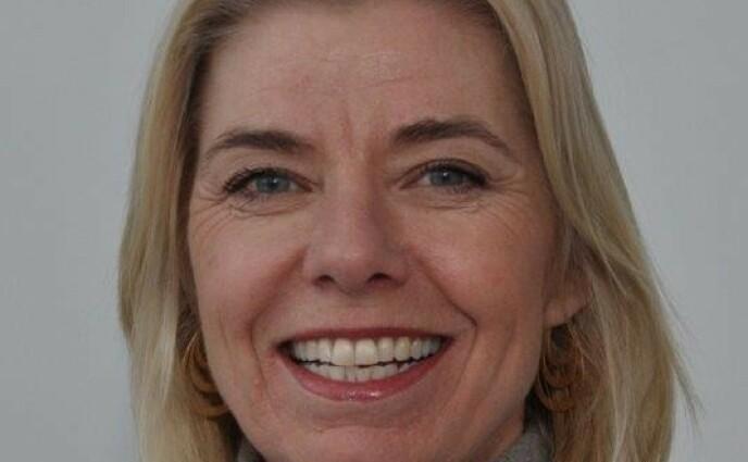 Avdelingsdirektør Ingrid Heggebø Lutnæs i Statens vegvesen. Foto: Henriette Erken Busterud