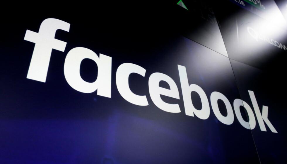 TAR GREP: Facebook vil bekjempe desinformasjon om vaksinering. Foto: Richard Drew / AP / NTB