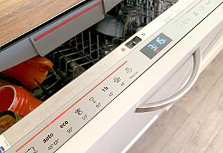 Dyster rekord for oppvaskmaskiner