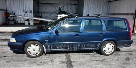 Skranglete Volvo selges for 170 mill.