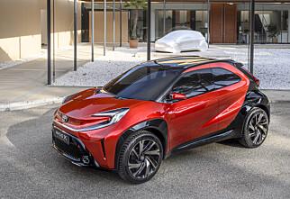 Toyotas nye, kule by-SUV
