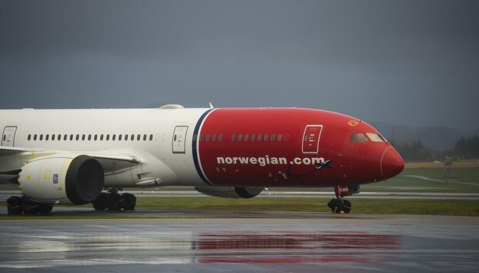 NORWEGIAN: Dagens rettsmøte har stor betydning for flyselskapet. Foto: NTB