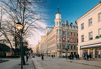 Finland kan tvinge folk til å bli hjemme