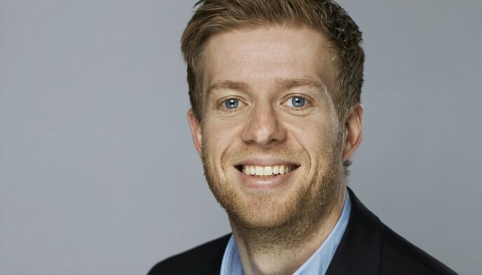 LOKAL PRISKRIG: - Det er hard lokal konkurranse om å være billigst, konstaterer sjefen for Uno-X i Norge, Jens Haugland. Foto: Uno-X