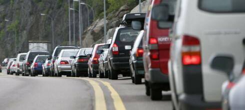 Frykter påskekaos på norske veier